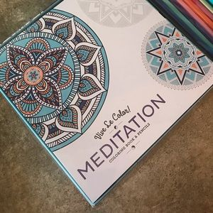 Vive Le Color! Meditation Color Therapy Kit
